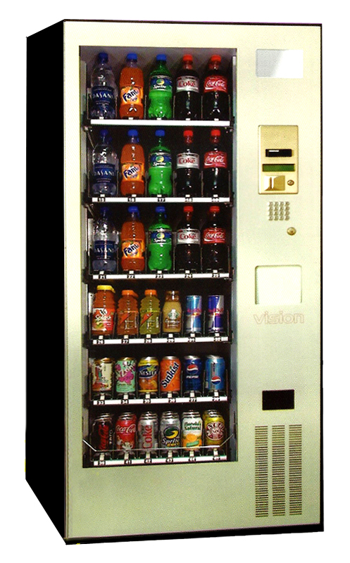 Free Download of Vending Machine Owner's Manuals on