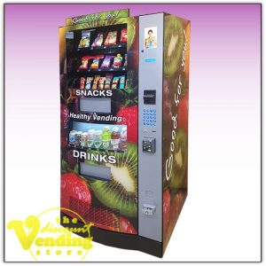 New Healthy You HY900 vending machine for sale
