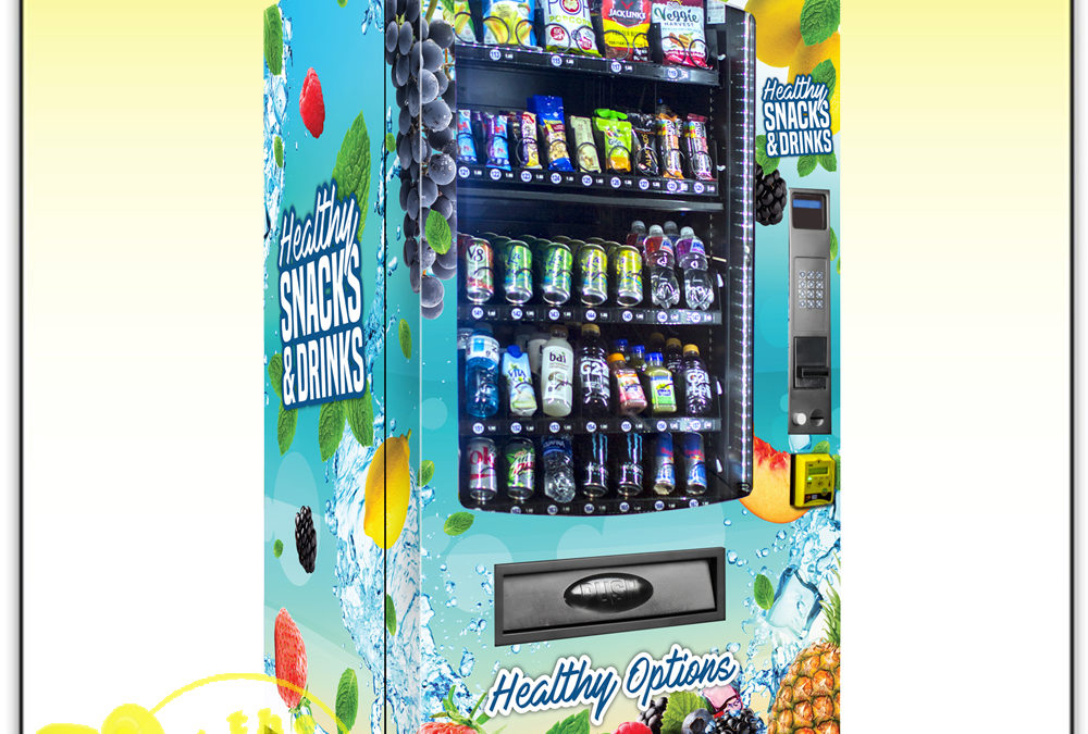 Advantages of Owning your own Vending Machine