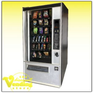 FSI 4 wide snack machine